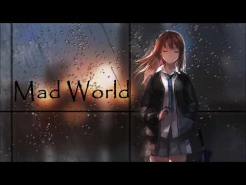 Nightcore - Mad World (Hardwell)