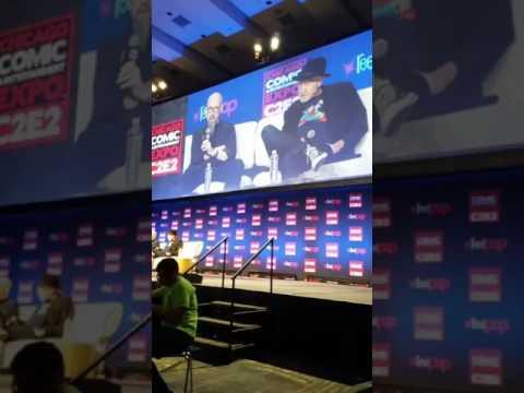 C2E2 2017: Frank Miller and Brian Azzarello panel and Q&A