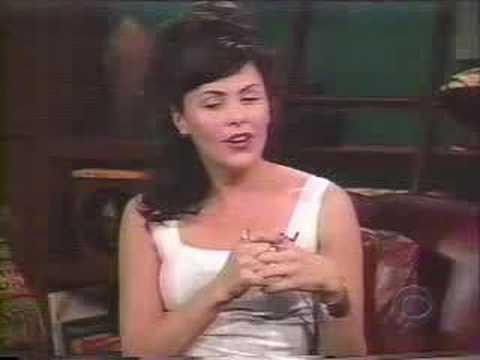 Sherilyn Fenn - [Aug-1999] - interview (part 1)