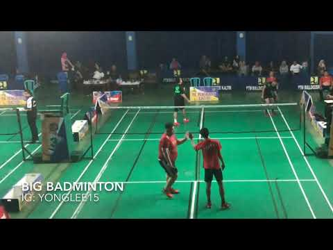Wow Amateur Become A Pro, Play At Badminton Tournament!! Unbelievable!! Must Watch!!!