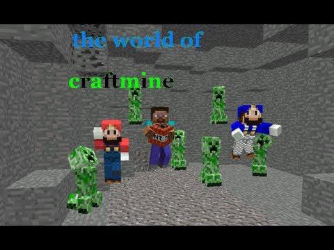 Super mario 64 bloopers: world of craftmine