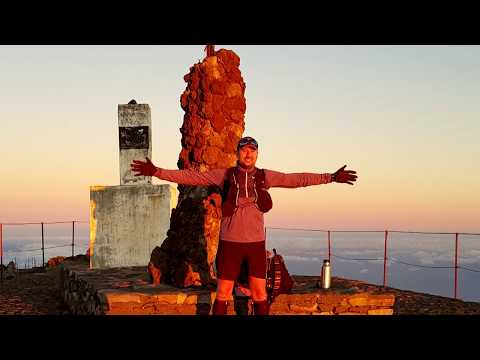 Trail running highlights - from my training week at Madeira
