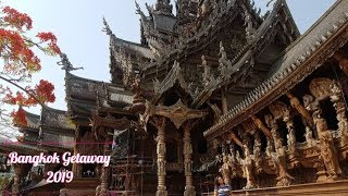 BANGKOK - PATTAYA |  2019 TRAVEL VLOG
