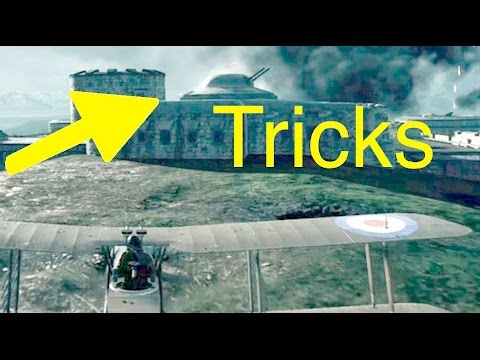 Battlefield 1: Top 10 Flying Tricks (in Campaign)