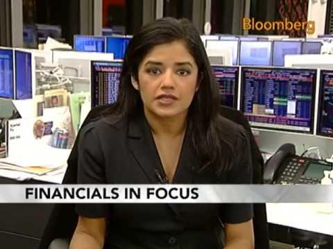 Investors Focus On Financials As Banks Report Earnings