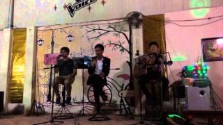 Dù có cách xa - Lương Mạnh Tiến ft Lương Mạnh Tuấn Cover Guitar