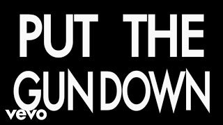 ZZ Ward - Put the Gun Down (Lyric Video)