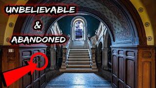 Amazing abandoned castle (KEPT SECRET FOR THE ELITE)
