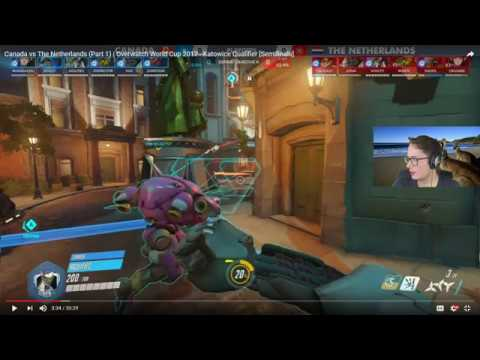 VOD Review Overwatch World Cup Canada Vs Netherlands
