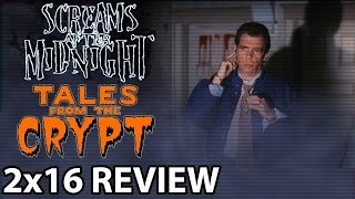 Tales From The Crypt Season 2 Episode 16 'Television Terror' Review