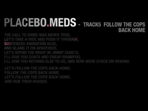 Placebo - Follow The Cops Back Home Instrumental [5/13]