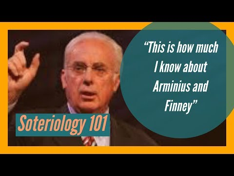 What John MacArthur Gets Wrong about Arminius and Finney