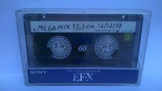 MEGA MIX 93.3 FM - Macapá - 12.12.1998