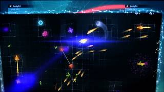 Vídeo Geometry Wars 3: Dimensions