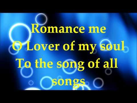 Dance With Me - Paul Wilbur - Lyrics