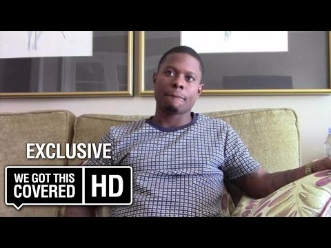 Jason Mitchell Talks Straight Outta Compton [HD]