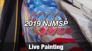 Motorcycle Art part 84 / 2019 NJMSP