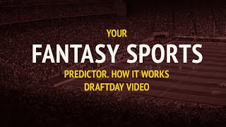 Draftday Fantasy Sports Predictor