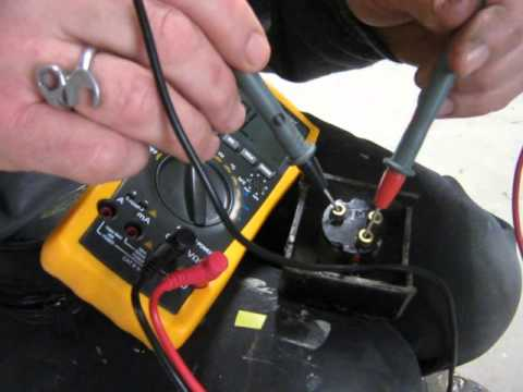 Good Ignition switch testing ( from sportster problem 27)  YouTube