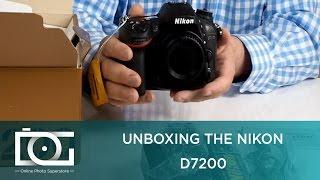 NIKON D7200 DSLR Camera w/ 24 MP, WiFi, 52 Focusing Points, NFC   REVIEW