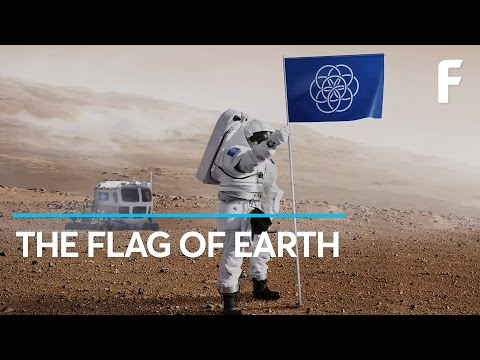 Earth's Flag Is a Reminder That We're in This Together