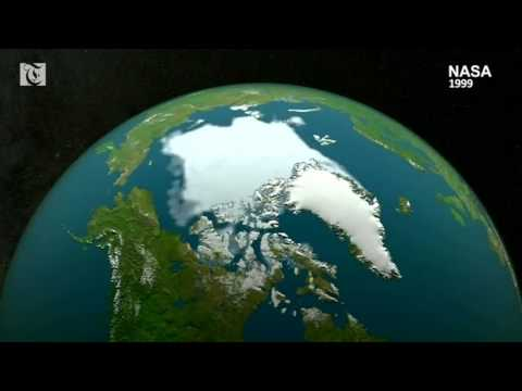 Climate Change - Arctic Ice Meltdown