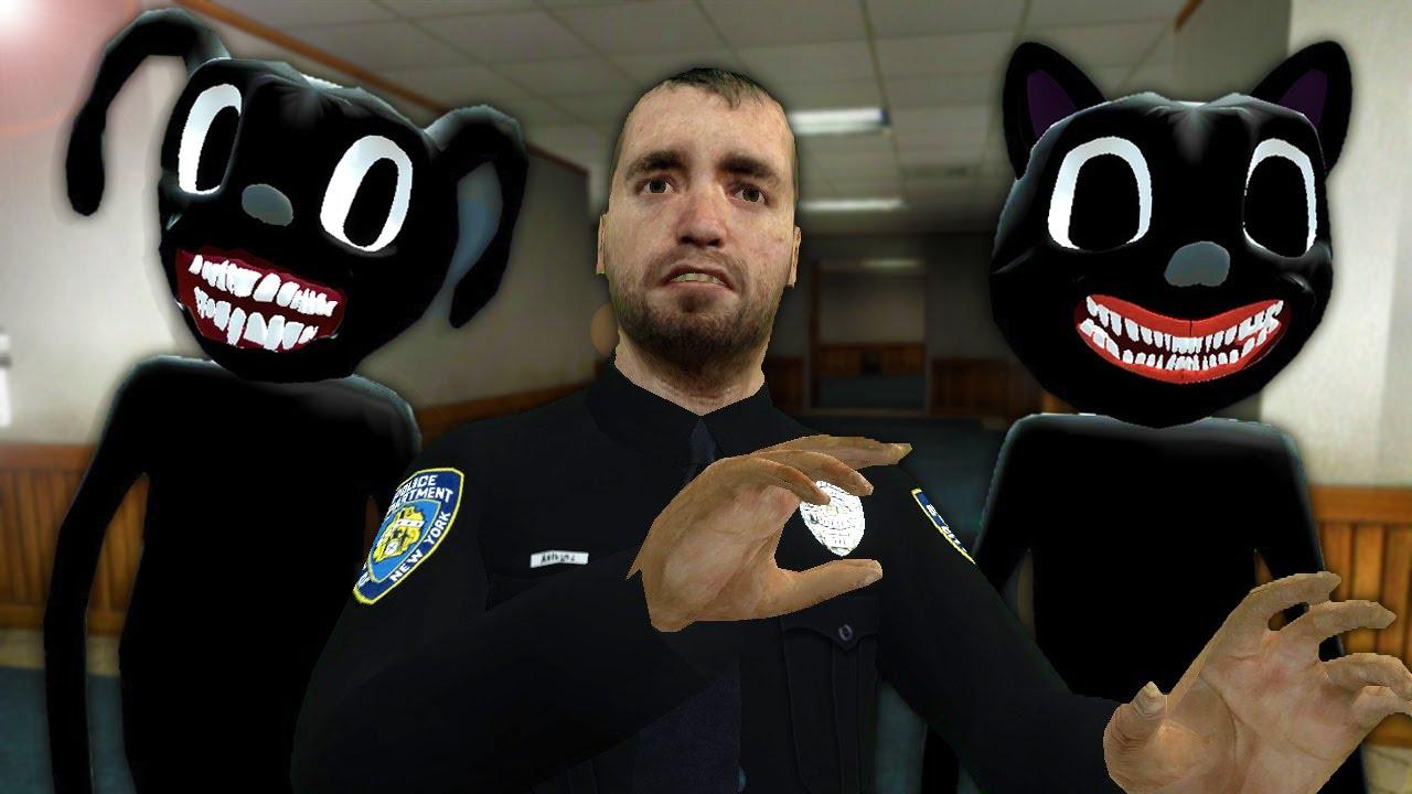 We Replaced Cartoon Cat With Cartoon Dog In Gmod Garry S Mod