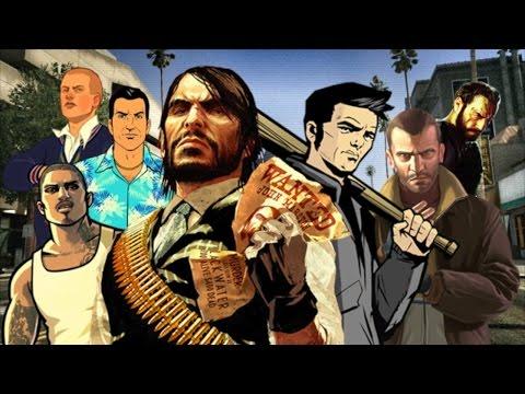 Top 10 Rockstar Characters