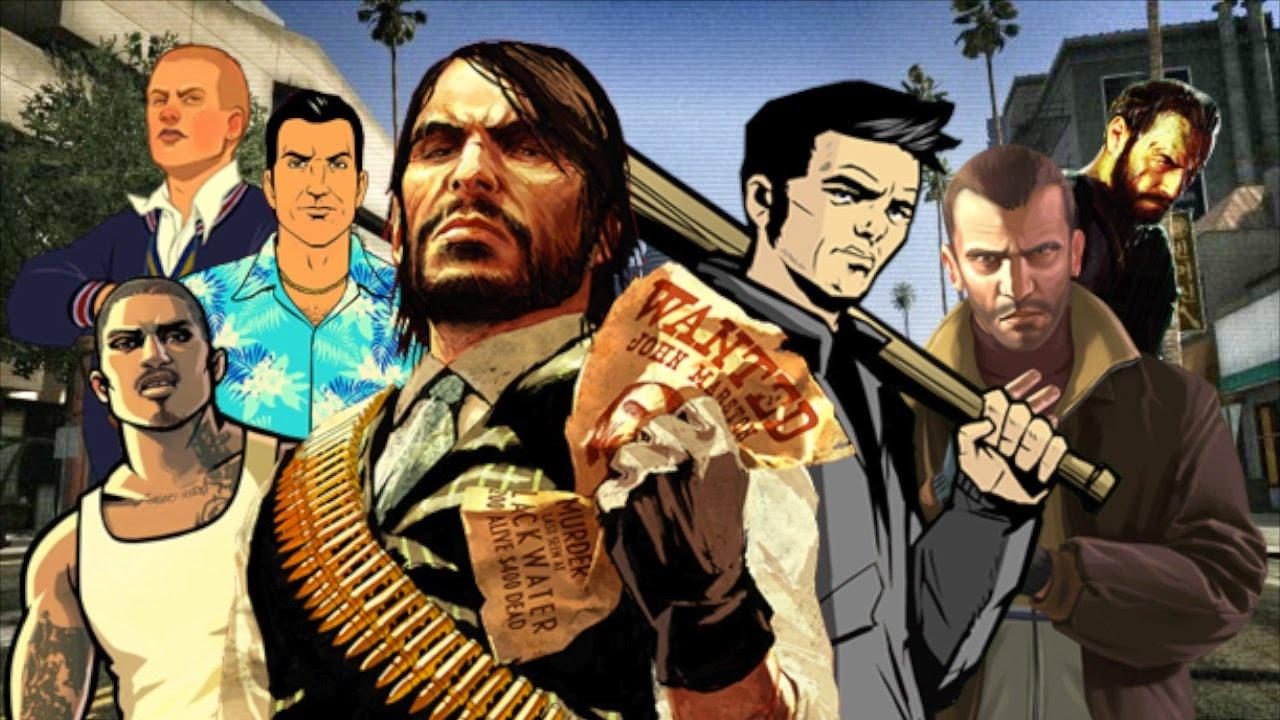 top 10 rockstar games characters