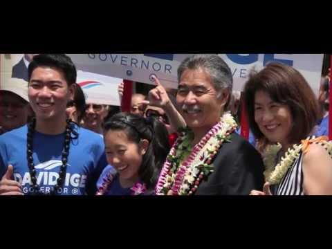 Senator Chun Oakland talks about David Ige