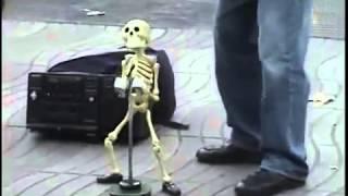 Танцующий скелет