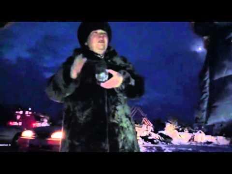 Лянтор, Сургутский район. Сгорело 8 подростков