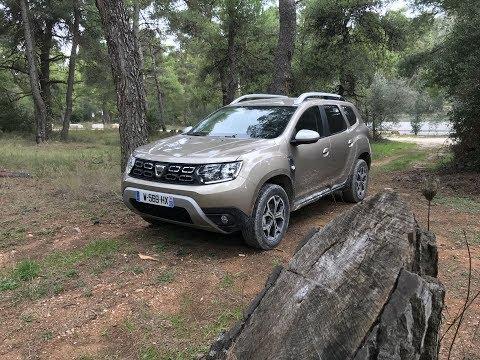 2018 Dacia Duster dCi 110 EDC 4x2 // Dacia Duster 2 by UbiTestet