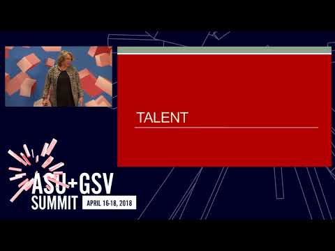 ASU GSV Summit: Primetime: Building a Culture of Freedom and Responsibility
