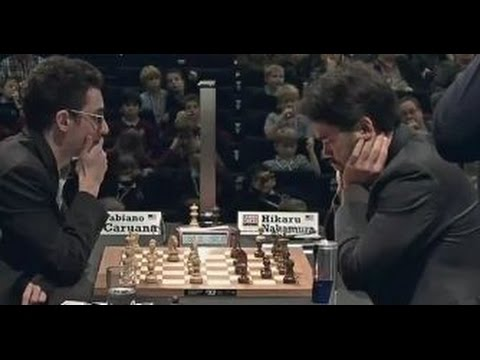 SPECIAL EDITION The Most Brilliant Queen Sacrifice of all Time - Caruana vs Nakamura Rd6 LCC 2016