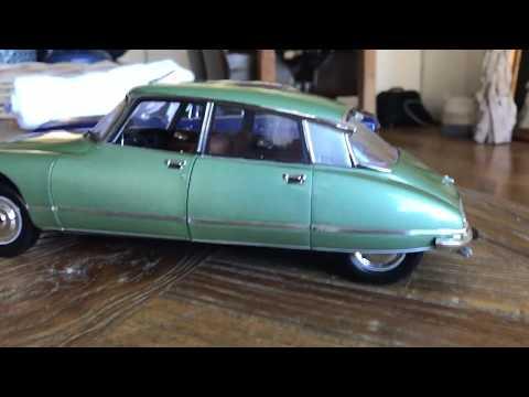 Review It! #4 Norev Citroën DS 23 Pallas 1/18 Green