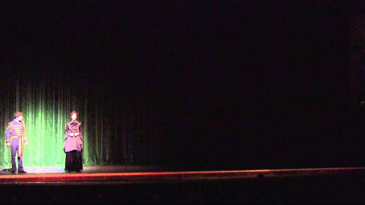 Edmond Santa Fe 2011 Musical Phantom Of The Opera Youtube