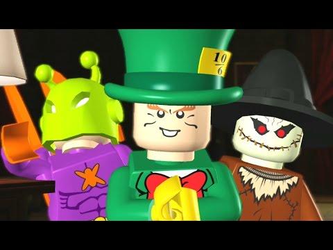 LEGO Batman: The Video Game - Villains Episode 3-1 - A Surprise for the Commissioner