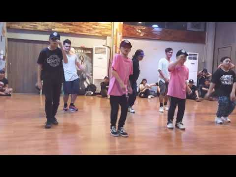 Baliw Sayo Dance Cover Choreography by: RockWell #JROA Ft. BOSX1NE #ExBMusic