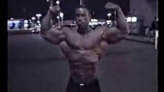 Кевин Леврон день перед Олимпией 99