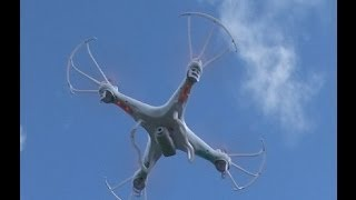 Syma X5c Explorers Quadcopter Maiden