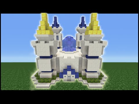 how to build a good minecraft castle tutorial
