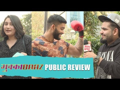 Mukkabaaz Public Review | Anurag Kashyap |...