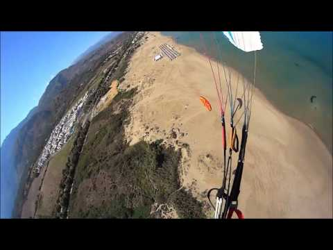 Crete Best Paramotor Moments 2016 Greece