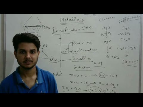 Metallurgy | Chemistry |