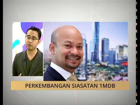 Perkembangan siasatan 1MDB