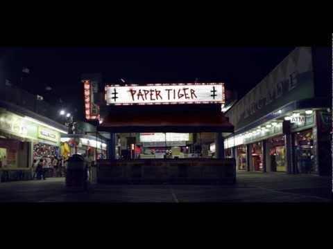 "Paper Tiger ""The Fortunate Wayfarer"""