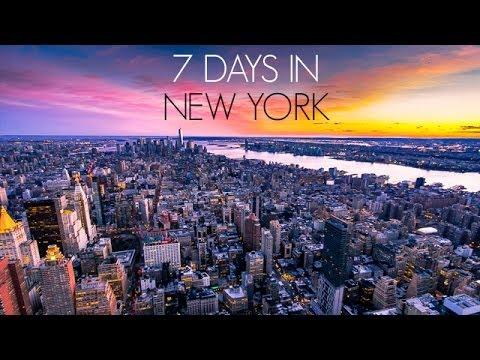 7 Days in New York