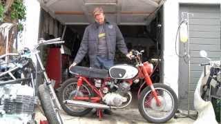 SS Classics: 1965 Honda CB160