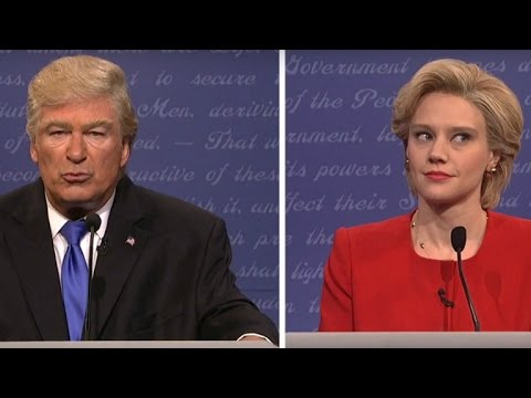 Watch Alec Baldwin Nail Amazing Donald Trump Impression on 'Saturday Night Live'